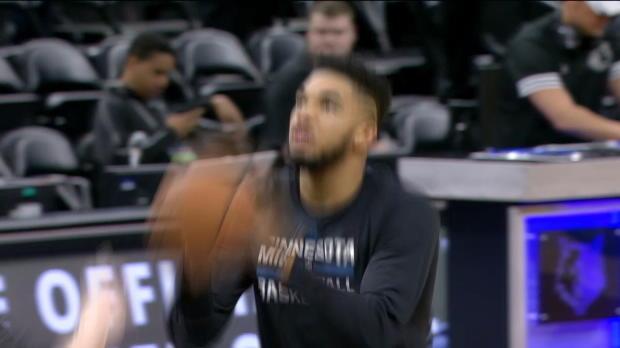 GAME RECAP: Spurs 105, Timberwolves 91