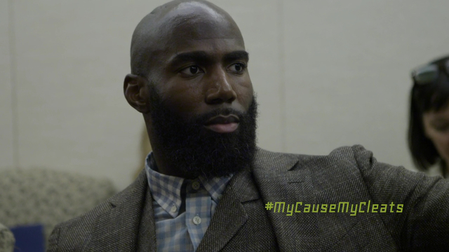My Cause, My Cleats: Malcolm Jenkins