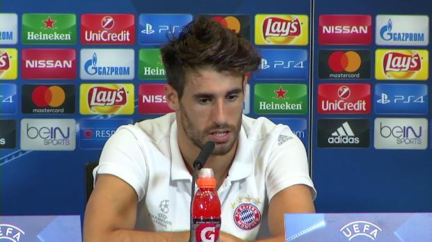 """Martinez: """"Spielen unter Ancelotti direkter"""""""