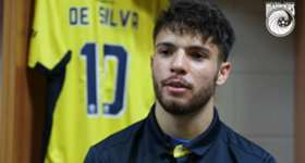 After signing his contract with the Central Coast Mariners we caught up with Daniel De Silva at Central Coast Stadium.