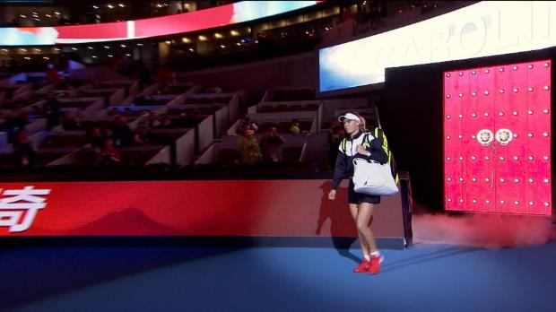 Peking: Wozniacki schlägt Pavlyuchenkova erneut