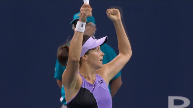 Tennis : Miami - Maria fait tomber Stephens, la tenante du titre