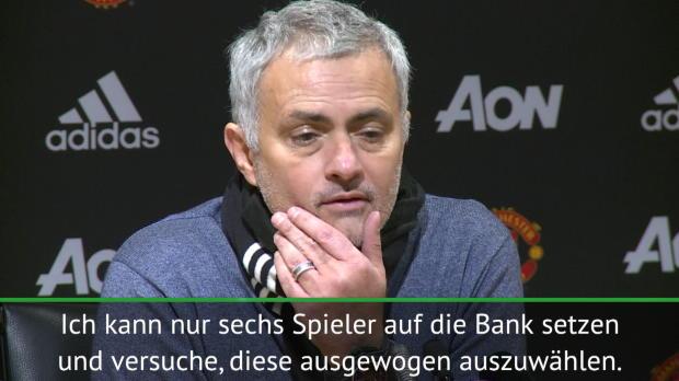 Mourinho: Deshalb spielt Mkhitaryan nicht