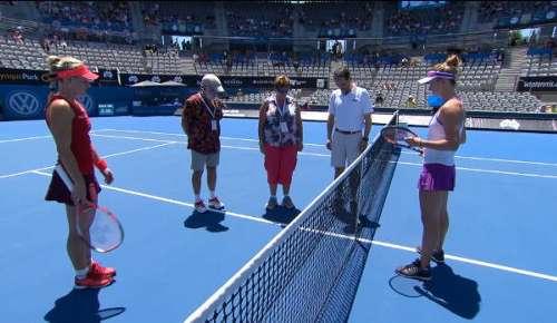 Svitolina v Kerber Highlights: WTA Sydney 1R