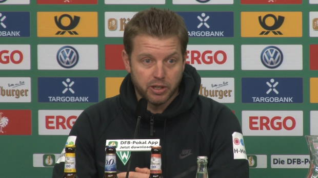 """Kohfeldt: """"Würde sich ein Spiel wie heute malen"""""""