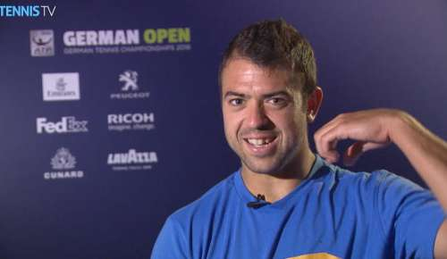 Cervantes Interview: ATP Hamburg 1R