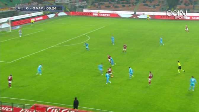 Serie A : AC Milan 2-0 Naples