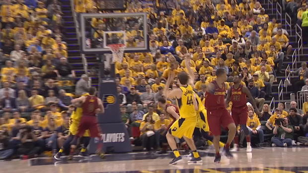 Bojan Too Much For The Cavs