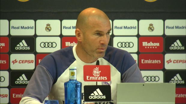"Copa del Rey: Zidane: Sevilla? ""Werden leiden"""