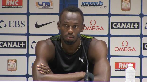 """Bolt freut sich auf Lukaku: """"Guter Einkauf"""""""