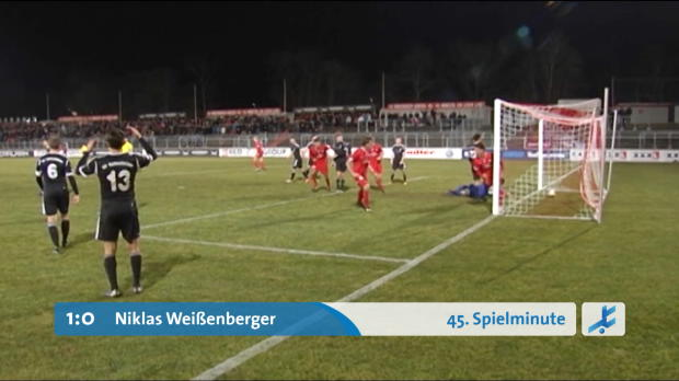 4. Liga: Alle Highlights des 23. Spieltags