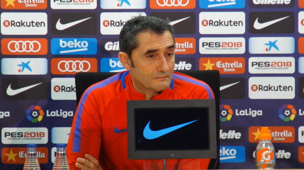 """Valverde: """"Coutinho auf gutem Weg"""""""