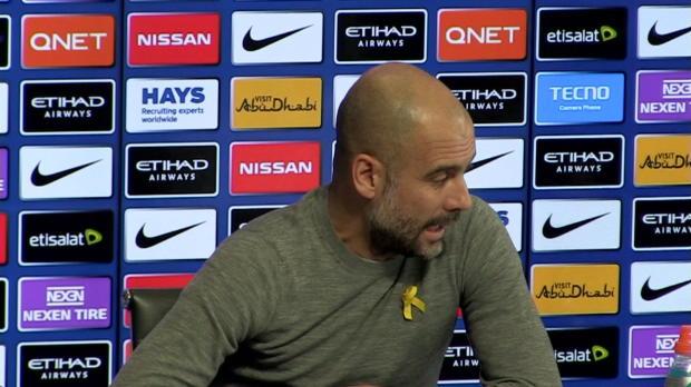 """Guardiola: Niederlagen? """"Man leidet immer"""""""