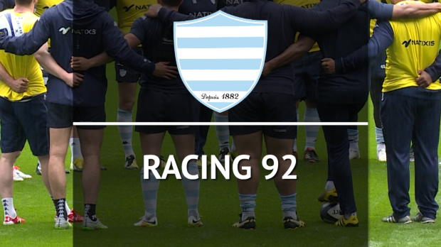 Top 14 - Top 14 : Le Racing 92 en 1 minute