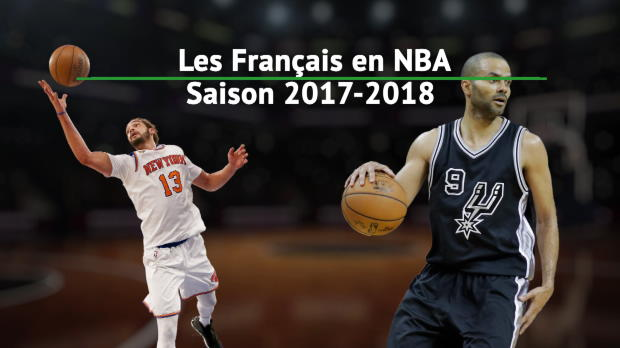 Basket : Saison 2017/18 - Les Français en NBA