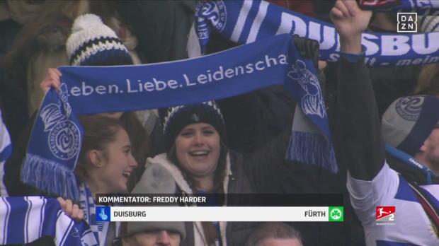 MSV Duisburg - SpVgg Greuther Fürth