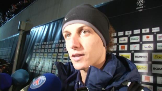 16e j. - David Luiz - 'On a fait de notre mieux'