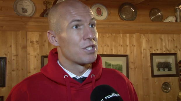 """Robben bestätigt: """"Mein letztes Jahr"""" bei Bayern"""