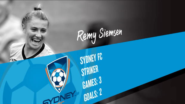 Sky Blues youngster nominated for NAB W-League award