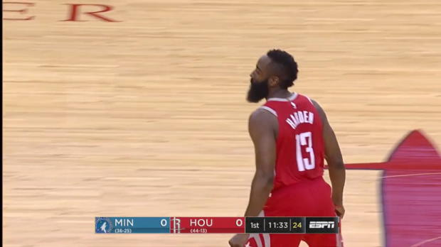 WSC: James Harden (31 points) Highlights vs. Minnesota Timberwolves