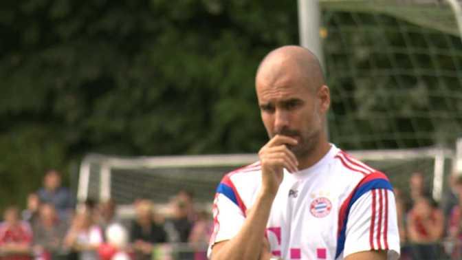 Le Bayern se prépare à un combat contre Schalke
