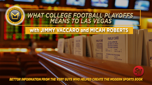 What College Football Playoffs Mean to Las Vegas