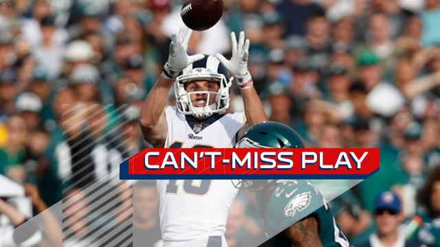 Can't-Miss Play: Cooper Kupp makes Eagles look silly on 64-yard catch