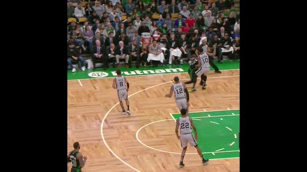 WSC: Daniel Theis 11 points Highlights vs San Antonio Spurs