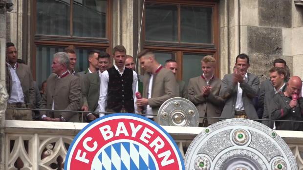 """Müller: Mats Hummels? """"Der ist auf Toilette"""""""