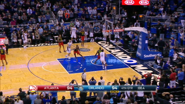 Play of the Day: Nikola Vucevic