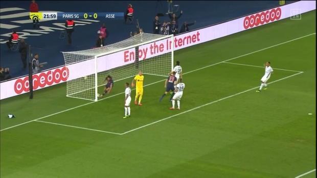 Ligue 1: Draxler mit viel Kopfball-Gefühl
