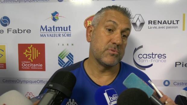 Top 14 - 7e j. : Urios : 'La pression : Quelle pression ?'