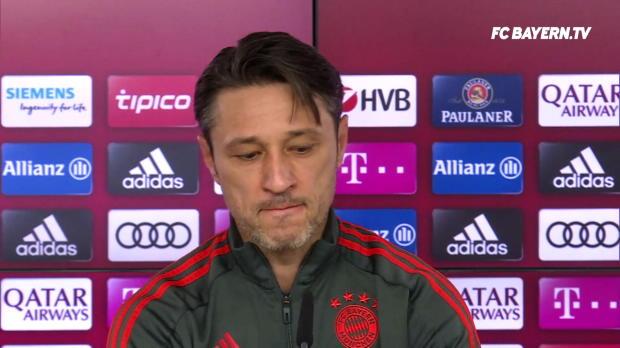 Kovac bemängelt fehlende individuelle Qualität