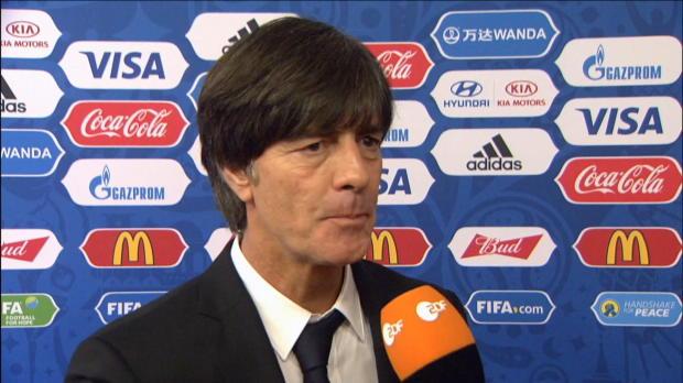 """Löw: """"Sehr wertvoll gegen Chile zu spielen"""""""