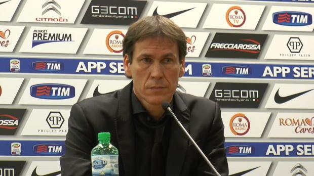 """Foot : Serie A - AS Roma, Garcia : """"Le travail a été fait"""""""
