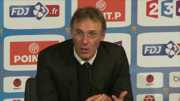CDL - Finale, PSG, Blanc : 'On fait une tr�s belle saison'