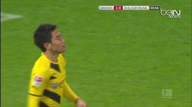 Dortmund : Les incroyables manqués de Kagawa