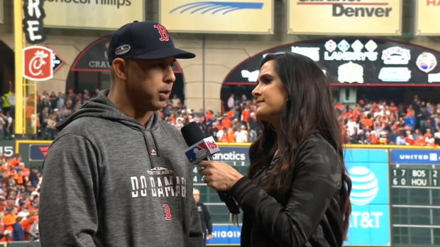 Cora on Eovaldi, humble approach