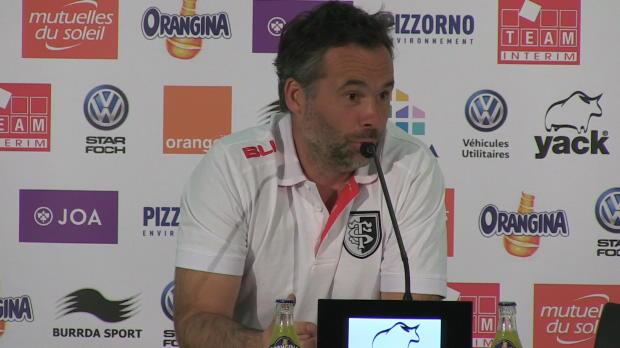 Top 14 - 22e j. : Mola : 'Notre conqu�te nous a permis de gagner'