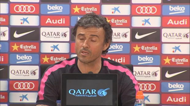 """Enrique: """"Guardiola bester Trainer der Welt"""""""