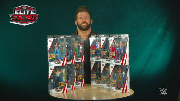 Zack Ryder unboxes himself WWE Unboxed with Zack Ryder