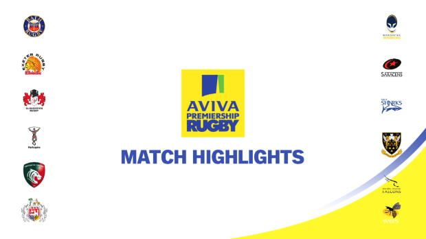 Aviva Premiership - Match Highlights - Worcester Warriors v Newcastle Falcons