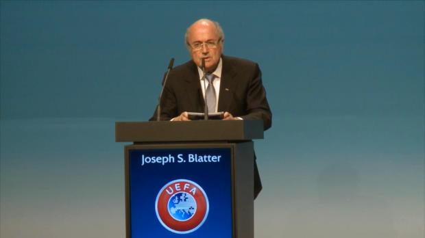 """FIFA: Blatter: """"Boykotte bringen nichts"""""""