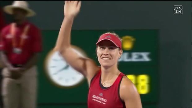 WTA Miami: Kerber mit 20. Saison-Sieg