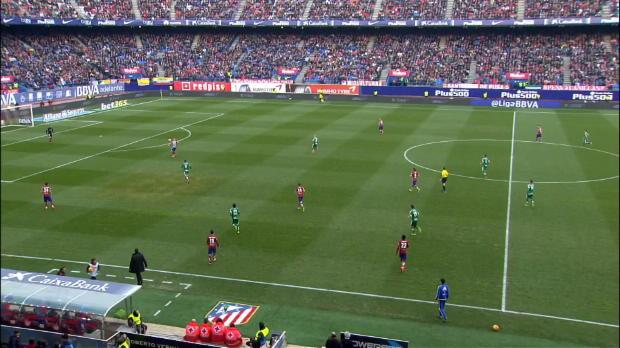 LaLiga Round 23: Atletico Madrid 3-1 Eibar