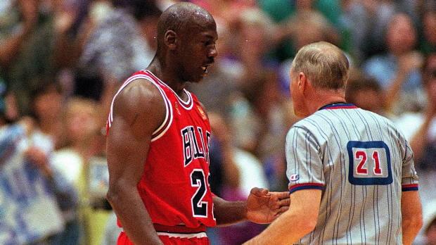 Michael Jordan, icono eterno