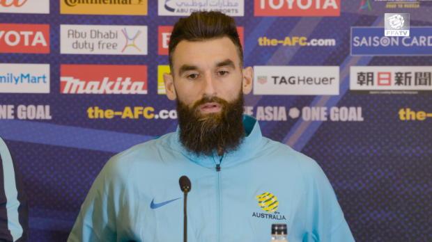 Socceroos out to dominate Saudis: Jedinak