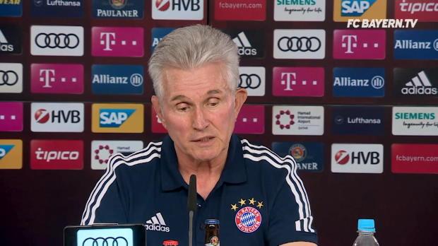 Heynckes: Zwei besten Keeper der Liga bei FCB