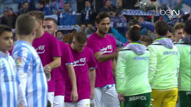 Liga : Malaga 1-0 Celta Vigo