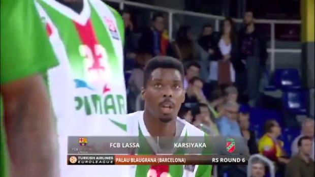 Highlights: FC Barcelona Lassa-Pinar Karsiyaka Izmir